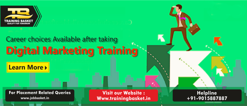 Digital Marketing certification in noida